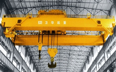 Bridge Crane Design Features