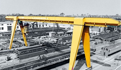 Industrial Gantry Cranes for Sale Price - 20 Ton