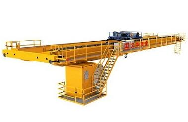 Double Girder EOT Crane Use Video, Maintenance Video
