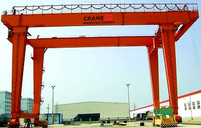 Industrial Gantry Cranes for Sale Price - 50 Ton