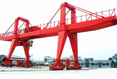 Industrial Gantry Cranes for Sale Price - 100 Ton