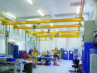 Monorail Crane Design, Specification, Systems, Definition