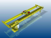 Double Girder Crane Price, Manufacturers, Specifications