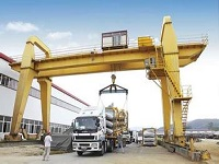 Industrial Gantry Cranes for Sale, Industrial Crane Manufacturers