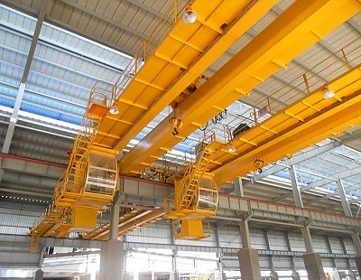 Double Girder EOT Crane Manufacturer, Specification, Design