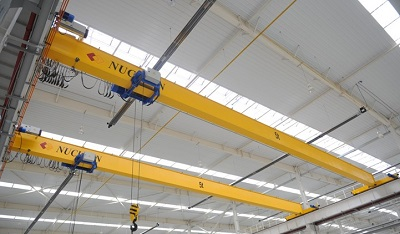 Single Girder EOT Crane Manufacturer, Specification, Design