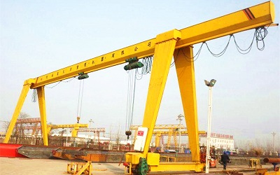 5 Ton Gantry Crane Specifications - Single Girder Gantry Crane A Type