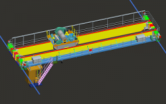 Double Girder Crane Design Specification Brief Introduction