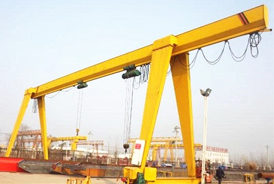 Outdoor Gantry Crane Pirce