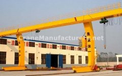 5 Ton Gantry Crane for Sale Price - Single Girder L Type