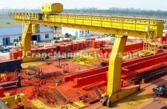 5 Ton Gantry Crane for Sale Price - L Type