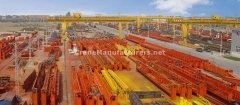 Single Girder EOT Crane Manufacturer - Yugong Crane II